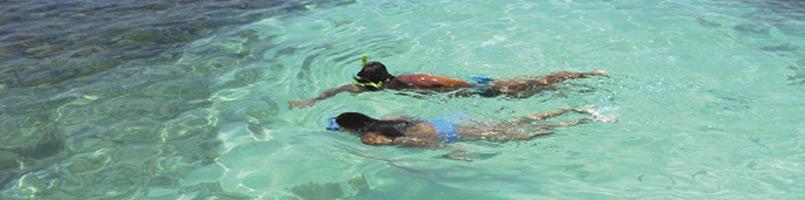 Mergulho nos parrachos de Maragogi